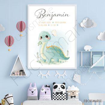 Poster,Geburtsdaten,Baby